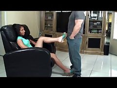 Alexis Rain Mother & Son Roleplay