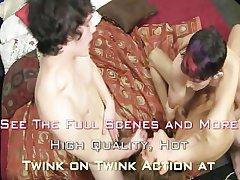 60+ Ten Second Hot Twink Boycrush Cumshots Compilation
